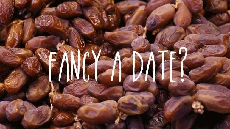 Image: How to eat dates with everything