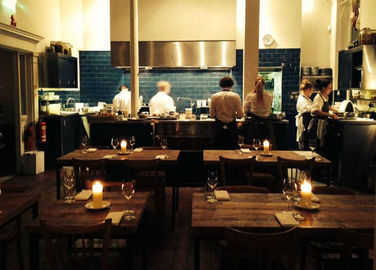 Image: Michelin-starred restaurant will make diners pay up-front