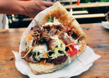 Image: Prima donnas: where to go for a gourmet kebab