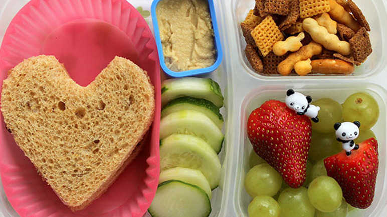 Image: 11 ways to pack goodness into their lunchboxes