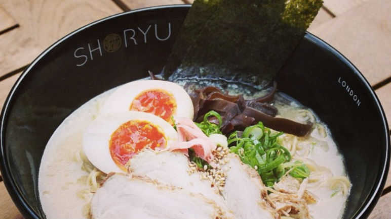 Image: Best places to go for ramen noodles in London