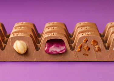 Image: There's a new Cadbury Dairy Milk bar and it has seven kinds of filling