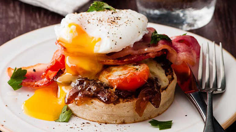 Image: Epic breakfasts for camping and festivals