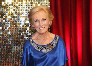 Image: Mary Berry makes it into FHM's Sexiest 100