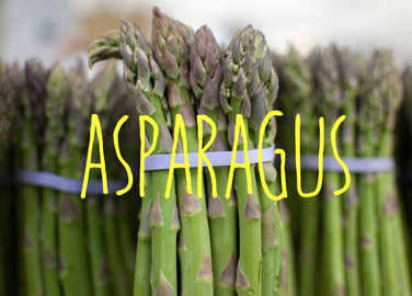 Image: What's in season? Aspargus