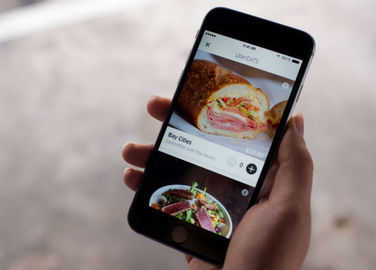 Image: UberEats will get your food to you in under 10 minutes