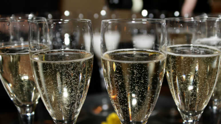Image: Don't panic but experts are warning of a global prosecco shortage