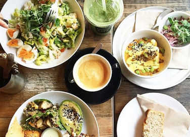 Image: Best healthy eating spots in London