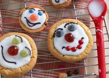 Image: hand decorated cookies