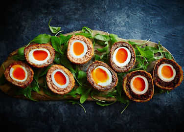 Image: Scotch eggs