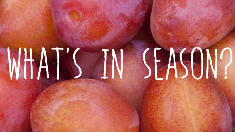 Image: What's in season?