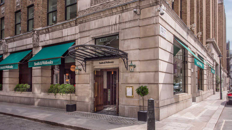 Image: Smith & Wollensky steakhouse opens in London... See what other new restaurants have pitched up in the capital this year so far