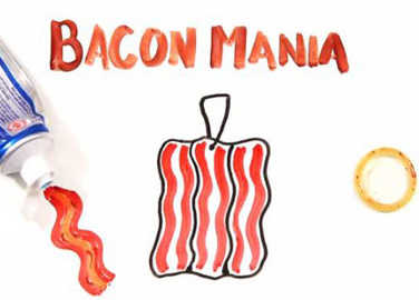 Image: There's a scientific reason we all love bacon