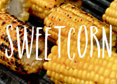 Image: What's in season:  Sweetcorn