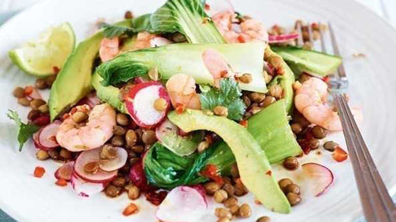 Image: Summery salad