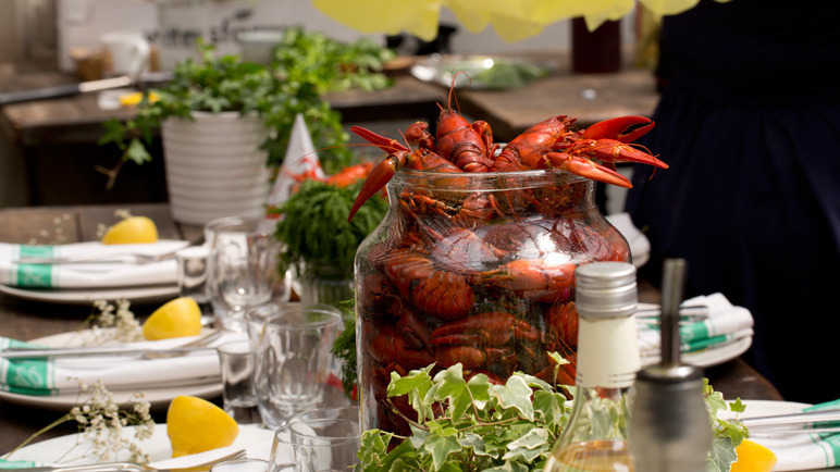 Image: The Swedish have a festival that celebrates crayfish and it sounds amazing