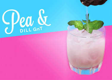 Image: Pea & Dill GnT