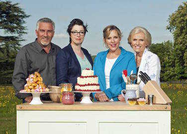 Image: How to speak Bake Off