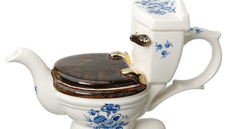 The internet's weirdest teapots