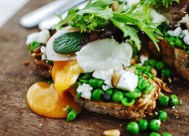 Image: Some eggsellent recipes to try if you're sick of poached eggs