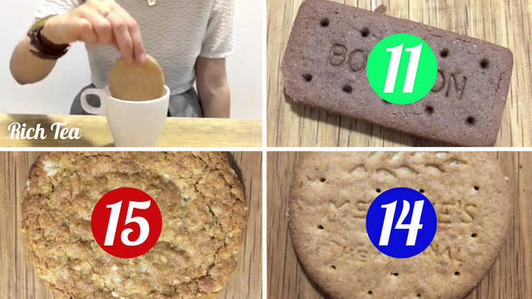 Image: The ultimate biscuit for dunking revealed