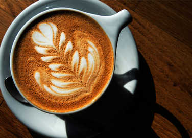 Image: Turns out we'll spend a lot more money on coffee with latte art. Uh oh