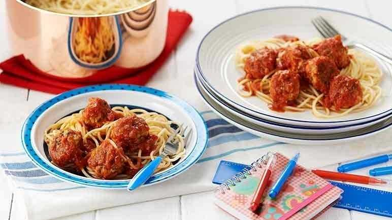 Image: One dish, two ways: how to transform your children's dinner into something you'll love