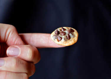 Image: Teeny tiny food you can eat and make at home