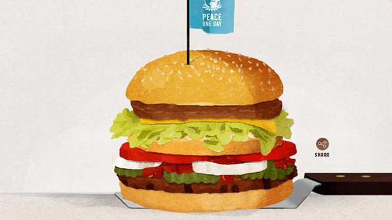 Image: McDonald's burn Burger King's joint sandwich proposal with ultimate meanesss