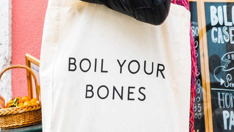 Image: How bones became the hippest ingredient on the block