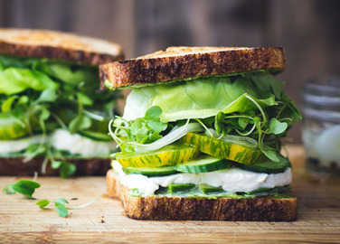 7 grown-up packed lunches that'll change your working day forever