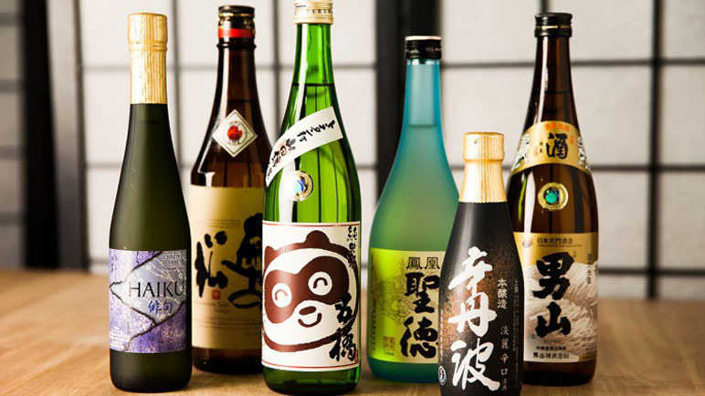 Image: The bluffer's guide to Sake