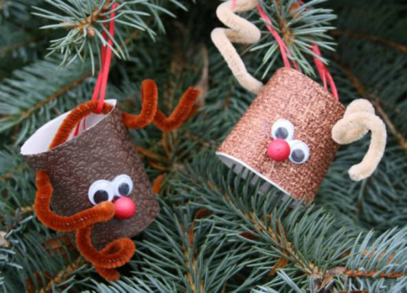 25 Christmas Craft Ideas For Kids Sainsbury 39 S