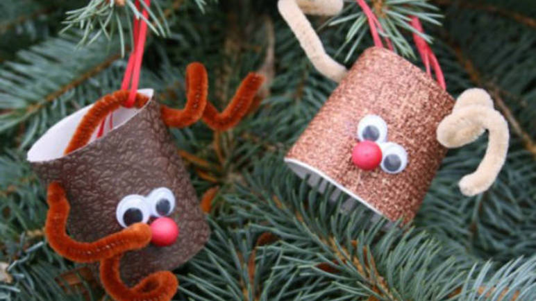 Image: 25 inventive Christmas crafts for kids