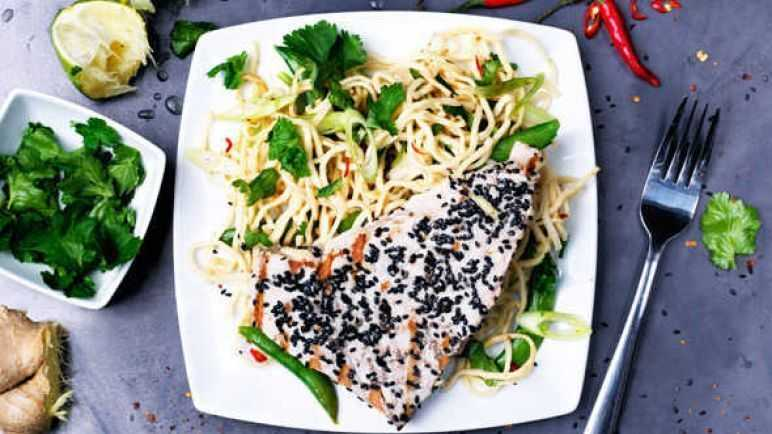 Image: 8 Recipes that'll make you want to eat more fish