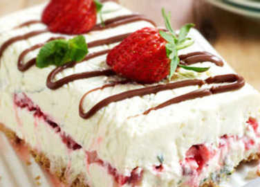 Image: 10 sensational strawberry recipes