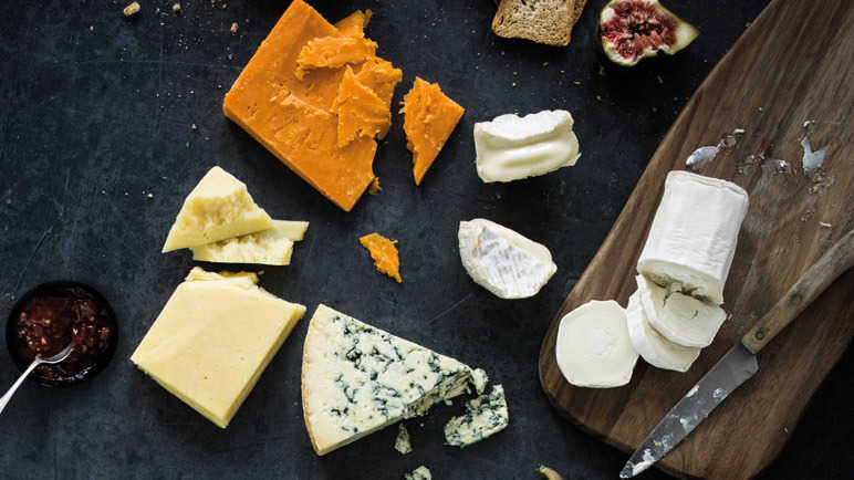 Image: Introducing the cheeseboard to end all cheeseboards