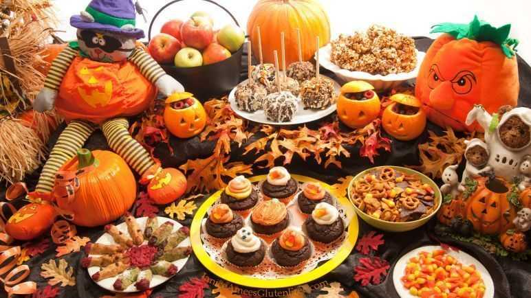 Image: Things you only know if you're a working mum who's throwing a Halloween party