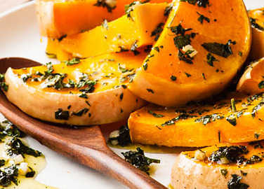 Image: How to prepare and cook butternut squash
