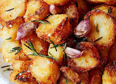 Image: The secret to perfect roast potatoes