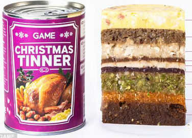 Image: 7 of the most excessive Christmas recipes of all time