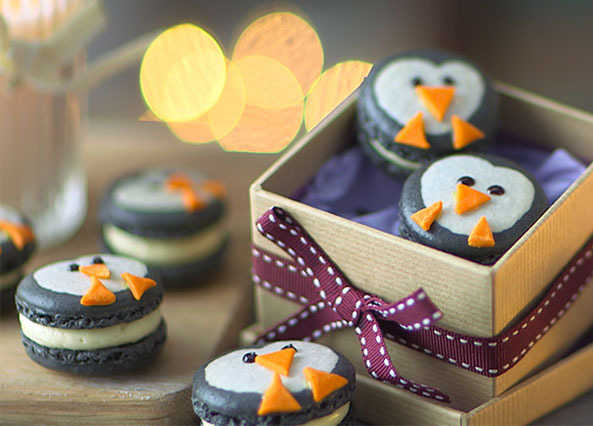 Image: Edible gifts that will make you look like a pro