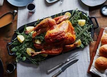 Image: 7 traditional traditional dishes to try this Thanksgiving