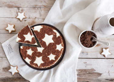 Image: 12 ultimate Christmas cheesecakes (oh yes you should)