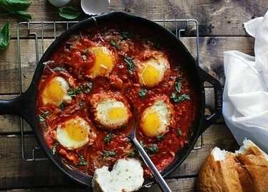 Image: 20 easy brunch dishes to sooth your New Year's head
