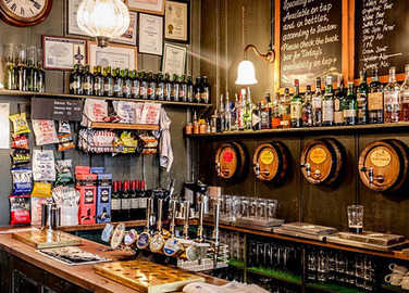 Image: We round up London's toastiest boozers