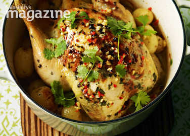 Image: 9 twists to shake up your standard Sunday lunch