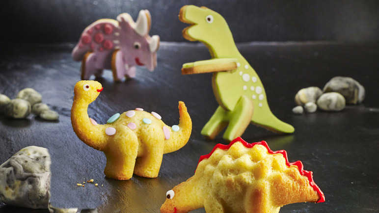 Image: X Insanely arty 3D biscuits