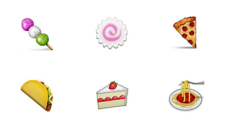 Image: We made our favourite food emoji's and they look amazing