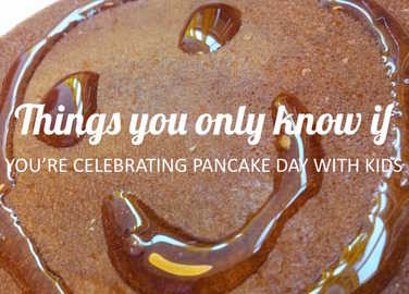 Image: TYOKI you're celebrating pancake day with kids